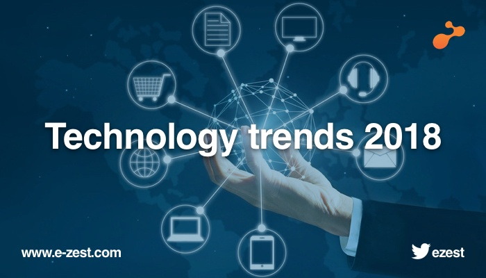 Technology trends for 2018