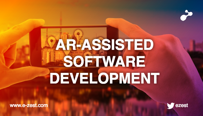 AR-Assisted Software Development