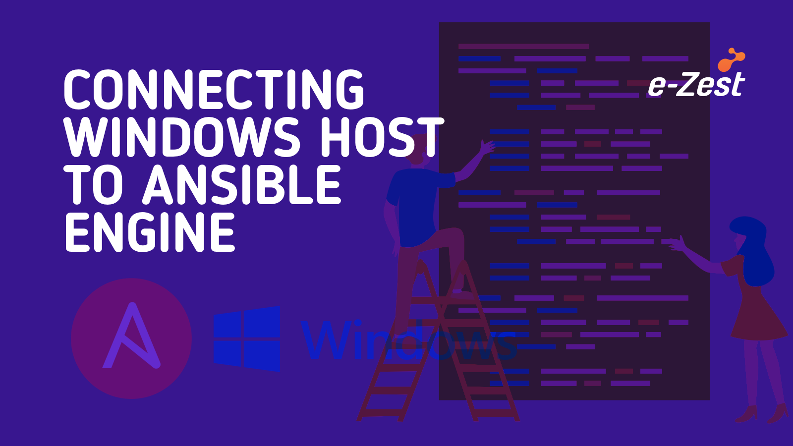 Connecting Windows host to Ansible Engine