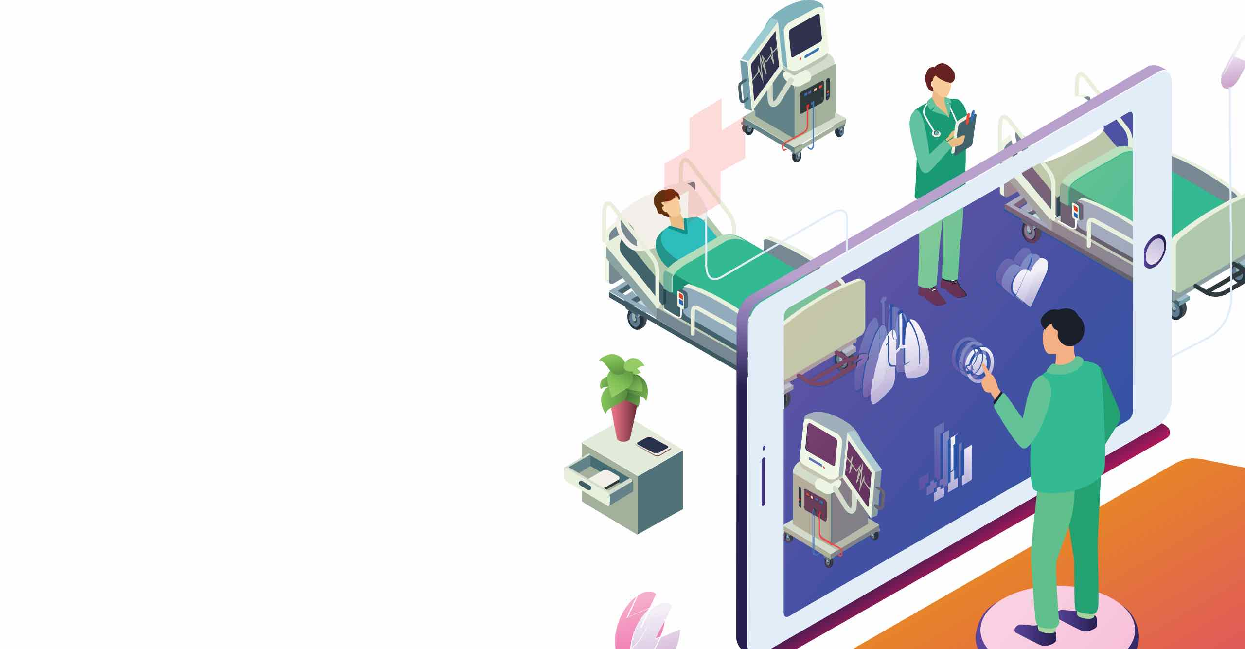 Digital Transformation trends in Healthcare 2019
