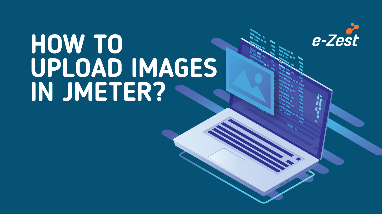 How to upload images in JMeter?