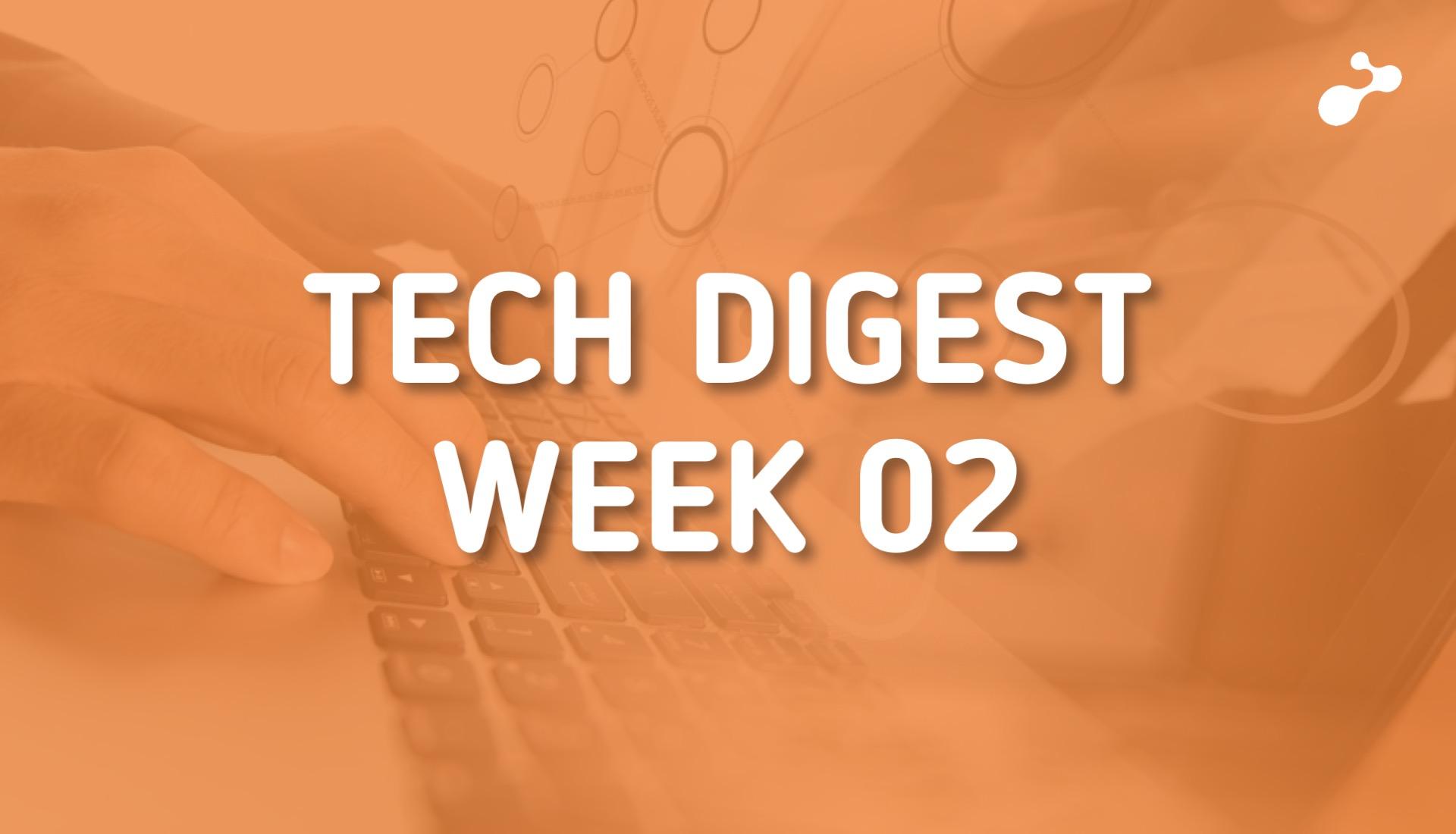 Technology news around the world - Week 02, 2019