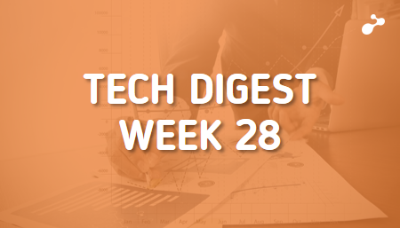Top global technology trends to watch this week - Week 28, 2019