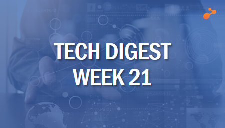Technology news around the world - Week 21, 2019