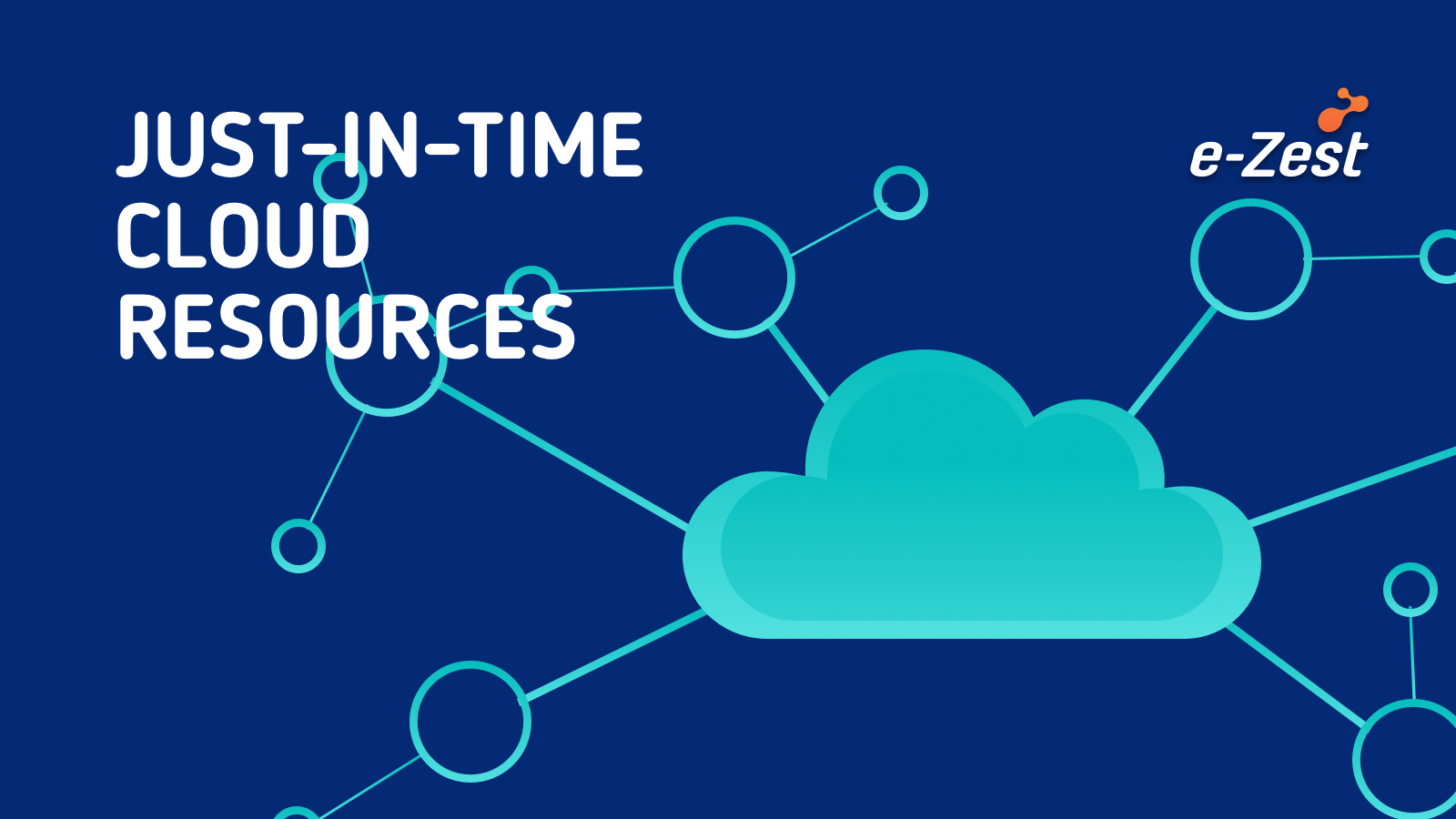 Just-in-Time Cloud Resources