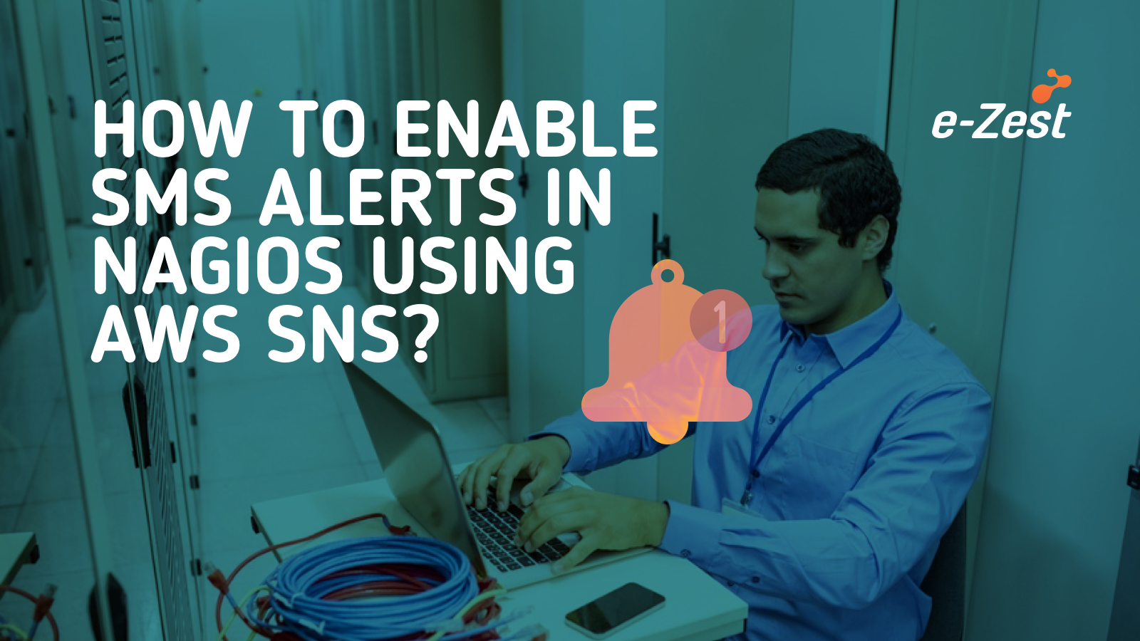 How to enable SMS alerts in Nagios using AWS SNS