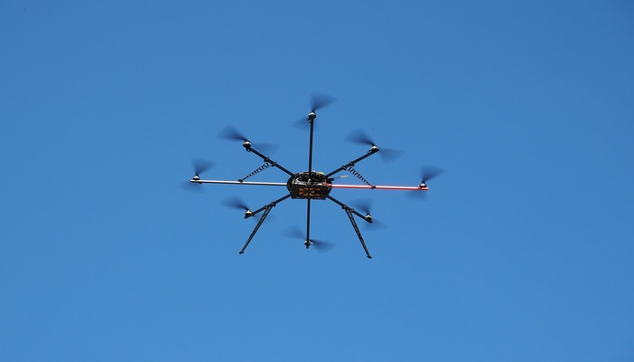 Where does drone fit in enterprise IT world?