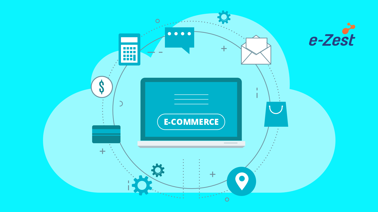 Why E-commerce and Cloud go hand in hand?