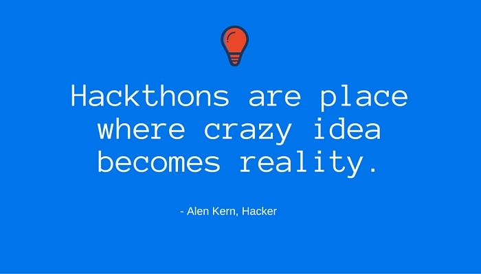 Why Hackathon is worth giving a shot?