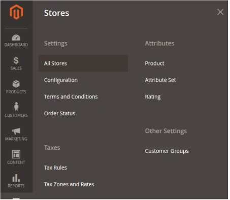 Multiple websites or stores in Magento 2.0