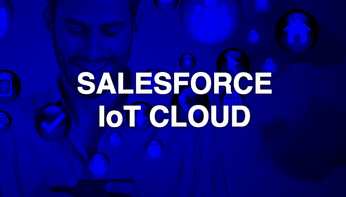 A look into Salesforce IoT cloud