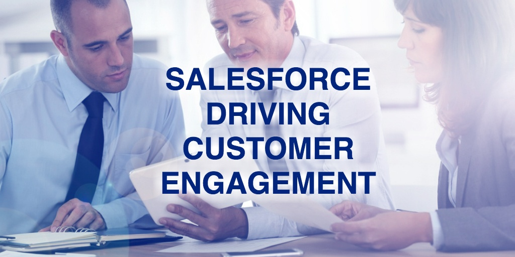 Why Salesforce is the best tool for driving customer engagement?