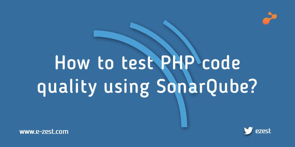 How to test PHP code quality using SonarQube?