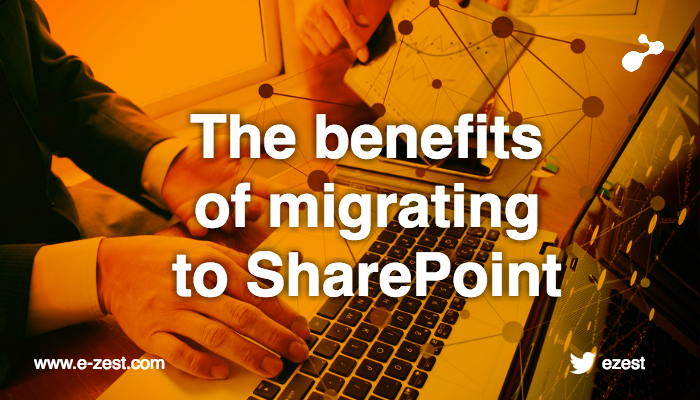Why migrating to SharePoint platform has lot of benefits?