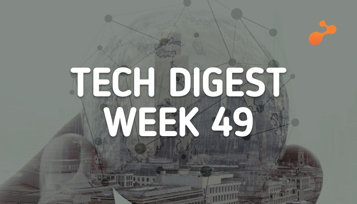 Tech stories making the rounds -Week 49, 2017