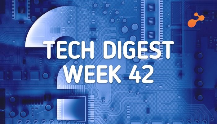 Technology stories that are worth - Week 42, 2017