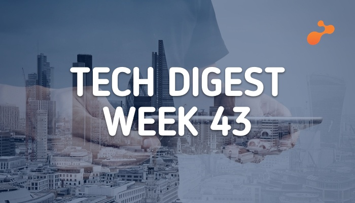 Technology stories that are worth - Week 43, 2017