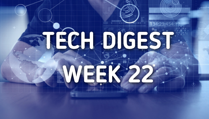 Tech stories handpicked for you - Week 22, 2017