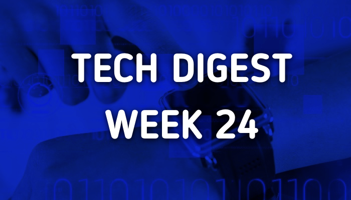 Technology stories you cannot miss - Week 24, 2017