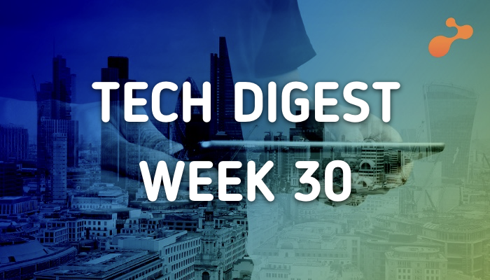 Tech stories handpicked for you - Week 30, 2017