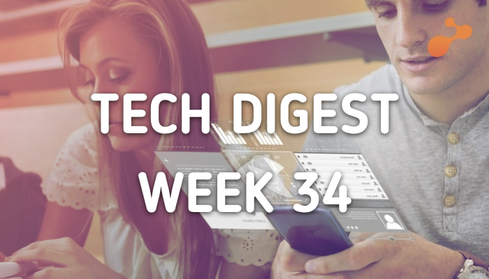 Tech Stories Handpicked for you Week 34, 2017