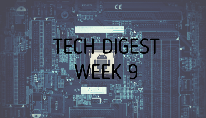Technology news from around the globe - Week 9 2017